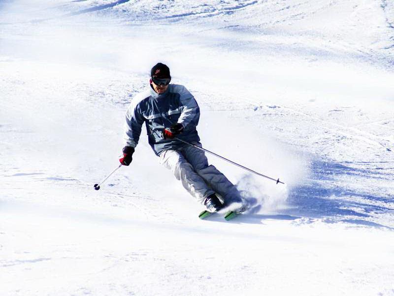t-skiing